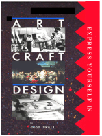 Express Yourself in Art Craft & Design