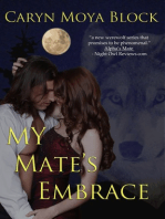 My Mate's Embrace, Siberian Volkov Series #3