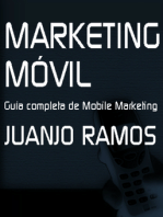 Marketing Móvil. Guía completa de Mobile Marketing