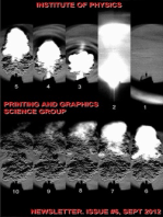 Issue 6 Printing and Graphics Science Group Newsletter.