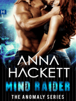 Mind Raider (Anomaly Series #2)
