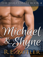 The Wolf's Mate Book 4