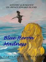 Blue Heron Madness