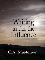 Writing Under the Influence