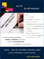 Su CV en 60 Minutos