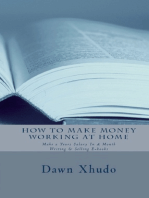 How To Make Money Working At Home