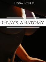 Gray's Anatomy (Doctor, Interracial, Anal, Romance Erotica)