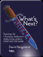 What's Next? This Is Training For New believers
