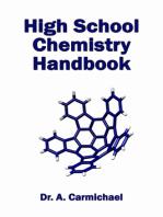 High School Chemistry Handbook