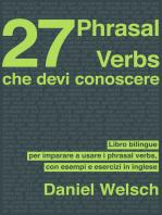 27 Phrasal Verbs Che Devi Conoscere