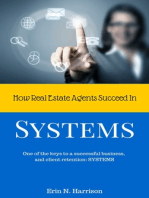 How Real Estate Agents Succeed In... Systems