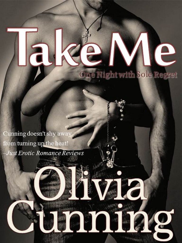 Reseña: Take Me #3 de Olivia Cunning