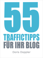 55 Traffictipps für Ihr Blog (mehr Besucher gewinnen durch Blogmarketing)