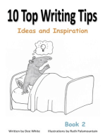 10 Top Writing Tips