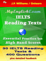 IELTS Reading Texts