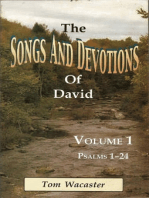 Songs And Devotions of David, Volume I