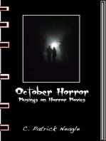 October Horror