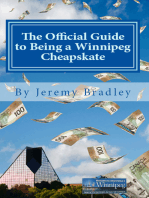 The Official Guide to Being a Winnipeg Cheapskate