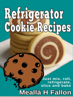 Refrigerator Cookie Recipes