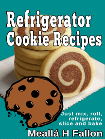 Refrigerator Cookie Recipes