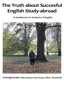 The Truth about Successful Study-abroad