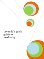 Levande's Quick Guide to Marketing
