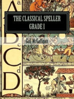 The Classical Speller, Grade I, Student Edition