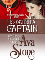 To Catch a Captain (Regency Romance Book 3)