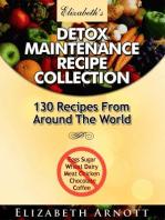 Detox Maintenance Recipe Collection