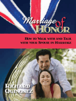 Marriage Of Honor