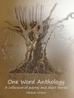 One Word Anthology