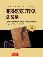 Hermeneutika Sunda: Simbol-Simbol Babad Pakuan/Guru Gantangan