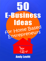 50 E-Business Ideas for Home Based Entrepreneurs