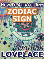 How To Attract Any Zodiac Sign