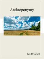 Anthroponymy