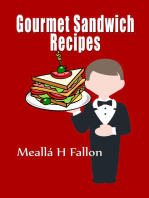 Gourmet Sandwich Recipes