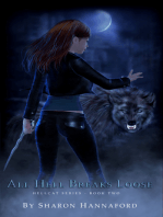 All Hell Breaks Loose (Hellcat Series Book 2)