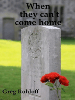 When They Can't Come Home