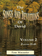 Songs and Devotions of David, Volume II