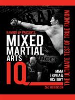 Ranger Up Presents Mixed Martial Arts IQ