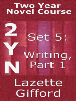 Two Year Novel Course