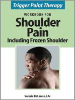 Trigger Point Therapy Workbook for Shoulder Pain including Frozen Shoulder