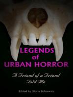 Legends of Urban Horror
