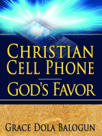 Christian Cell Phone God's Favor