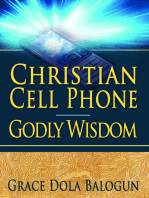 Christian Cell Phone Godly Wisdom