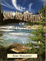 Songs and Devotions of David, Volume IV