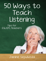 Fifty Ways to Teach Listening