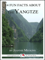 14 Fun Facts About the Yangtze