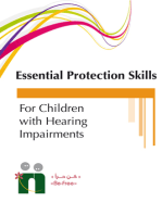 Training Guide On Essential Protection Skills for Children with Hearing Impairment