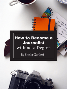 Digital book How To Become A Journalist ...